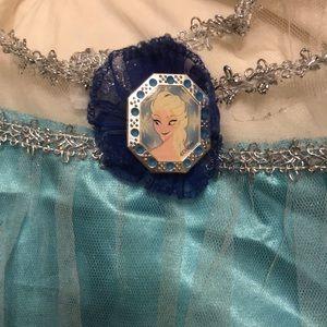 {much loved} Elsa dress
